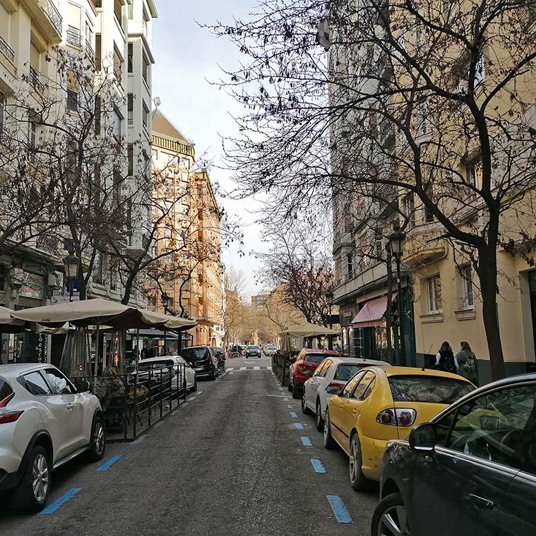 Calle Zurita de Zaragoza