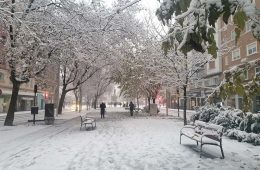 Zaragoza se llena de nieve y estas son algunas de las mejores