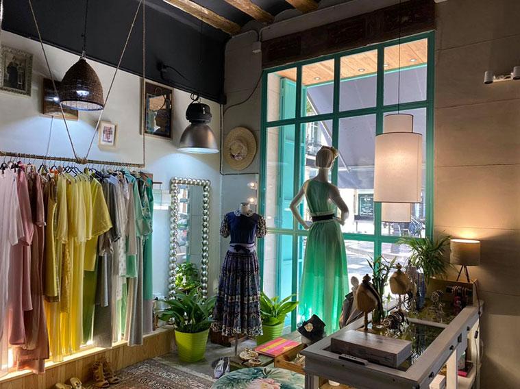 boutique paloma calle manifestacion zaragoza