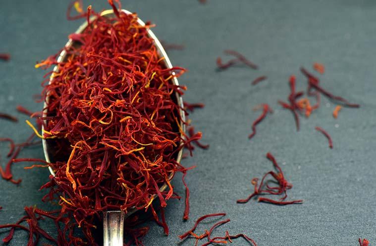 el Azafran es de los productos gastronomicos aragoneses de mayor calidad y proyeccion
