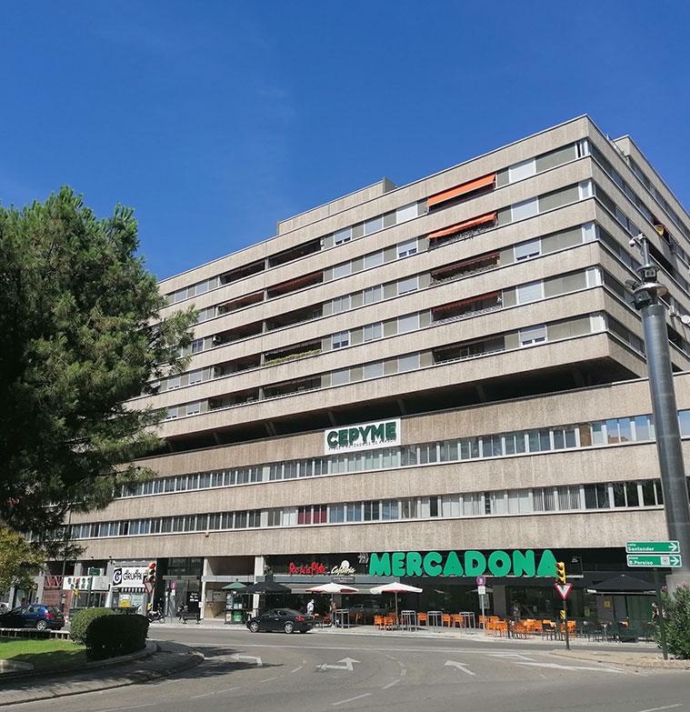 Duquesa Villahermosa nace en la Plaza Roma, una de las rotondas más transitadas de Zaragoza