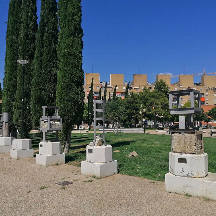 La Plaza Mayor alberga 29 restos arqueológicos de diferentes épocas y tipologías