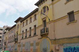 Antiguo hospital de geriatría de San Jorge