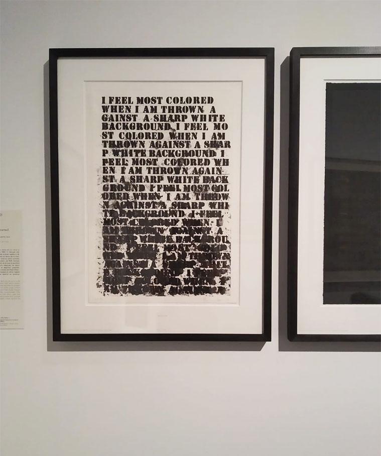 Exposición 'El sueño americano. Del pop a la actualidad', en CaixaForum Zaragoza