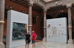 Exposición XXXII Premio de Arte Santa Isabel de Aragón, Reina de Portugal en al Palacio de Sastago