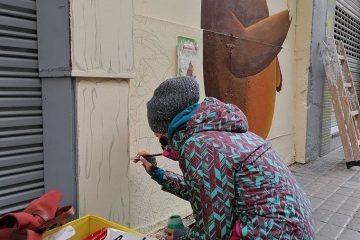 Rúa Feliz un proyecto para llenar de color, alegría y vida la Calle San Antonio María Claret de Zaragoza