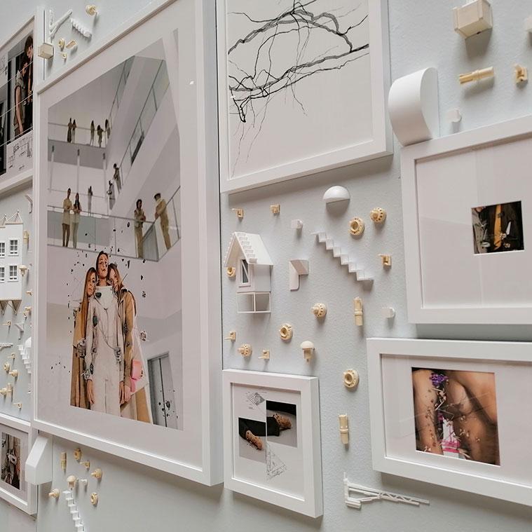 'Success & failure' es la propuesta artística de Raúl Ursua, que ha logrado el accésit.