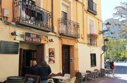 Casa de Goya en Calle Heroísmo, 49