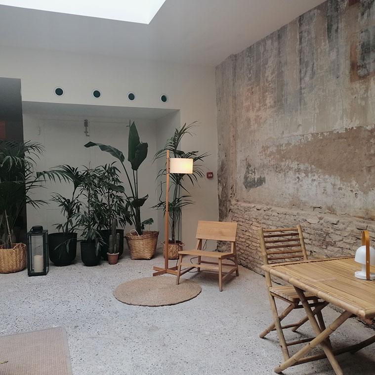 Hotel Avenida: aires mediterráneos en el Casco Histórico de Zaragoza