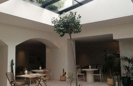 Hotel Avenida boutique hotel de estilo mediterráneo en el Casco Histórico de Zaragoza