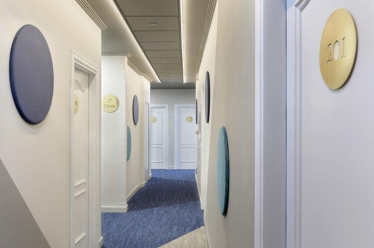 pasillos del nuevo hotel boutique inca