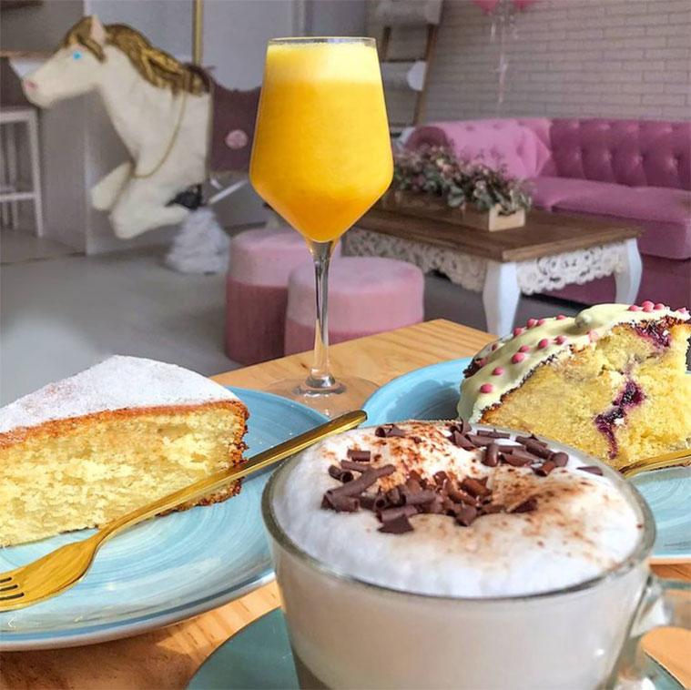 Le Cocó Café en Plaza de los Sitios
