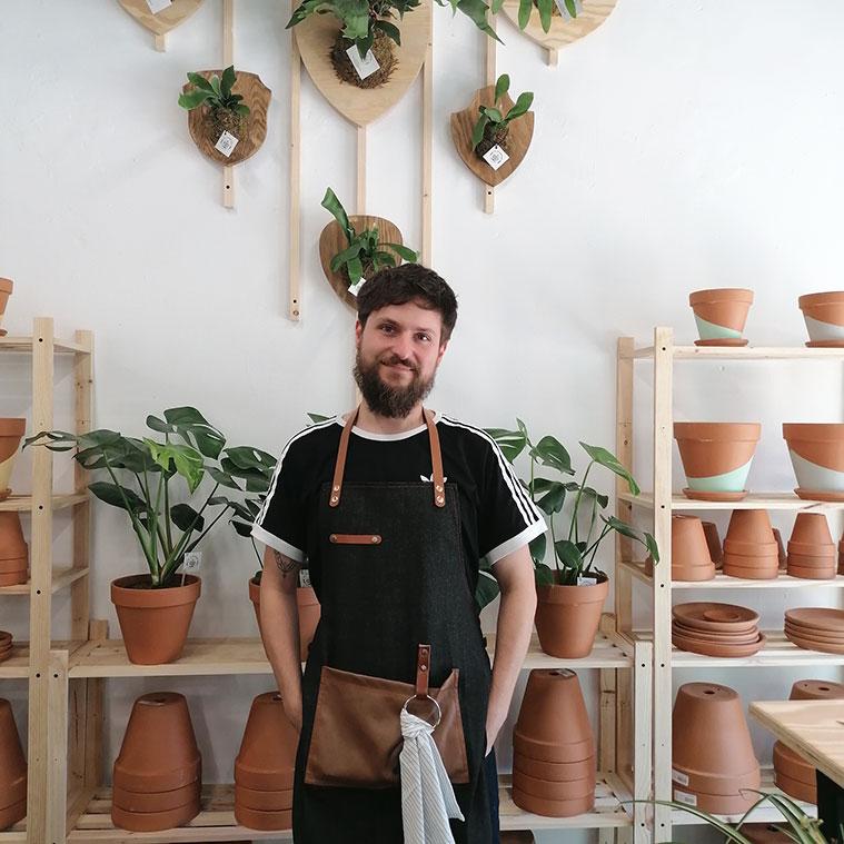 La Plantería Concept store botánica en Zaragoza