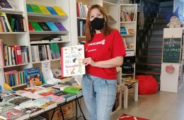 Conversamos con María Jesús Naya, impulsora de la librería zaragozana Olé tus libros