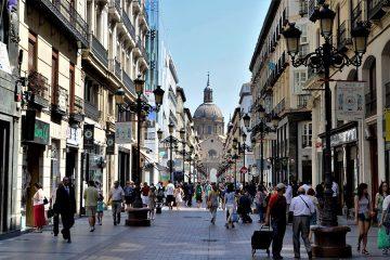 Las calles más bonitas de Zaragoza