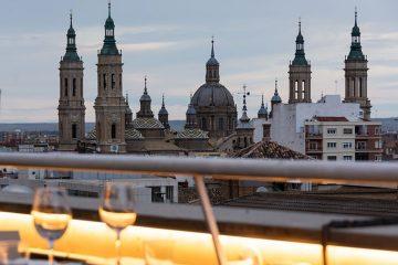 Las mejores terrazas en las alturas de Zaragoza para disfrutar de las mejores vistas