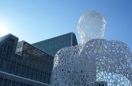 Los secretos de las esculturas de Zaragoza