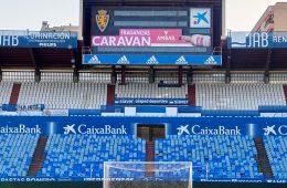 Estadio La Romareda del Real Zaragoza