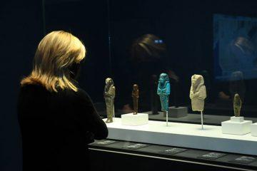Exposición Faraón. Rey de Egipto en CaixaForum Zaragoza