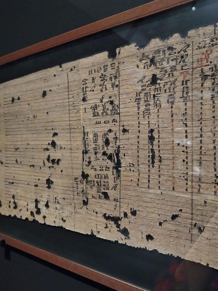 Exposición 'Faraón. Rey de Egipto', en CaixaForum Zaragoza