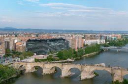 Los puentes más bonitos de Zaragoza