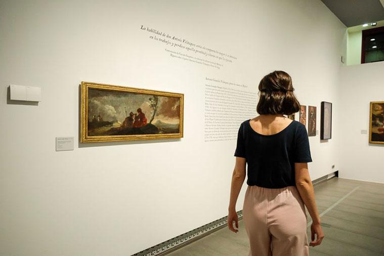El Museo Goya Ibercaj incorpora 11 pinturas a su colección, entre ellas tres obras del genio de Fuendetodos