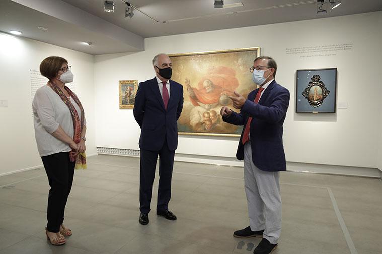 El Museo Goya de Fundación Ibercaja incorpora 11 pinturas a su colección, entre ellas tres obras del genio de Fuendetodos