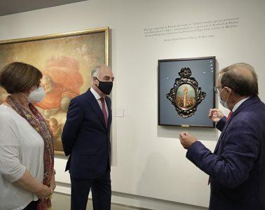 El Museo Goya incorpora 11 pinturas a su colección, entre ellas tres obras del genio de Fuendetodos
