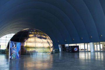 Planetario de Aragón en Huesca