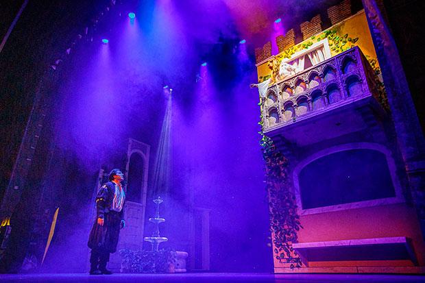 Musical Romeo y Julieta ha llegado al Teatro Principal de Zaragoza